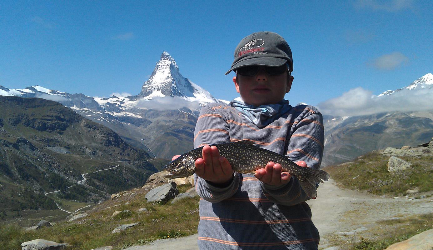 Fly Fish Zermatt - Gallery