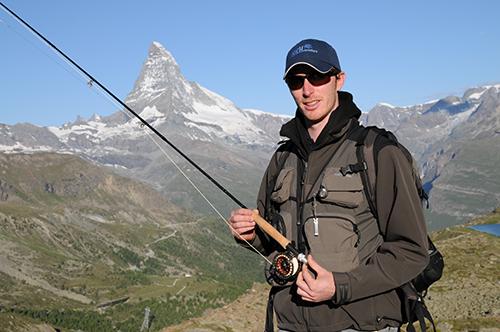 Fly Fish Zermatt - Kirk Tinham