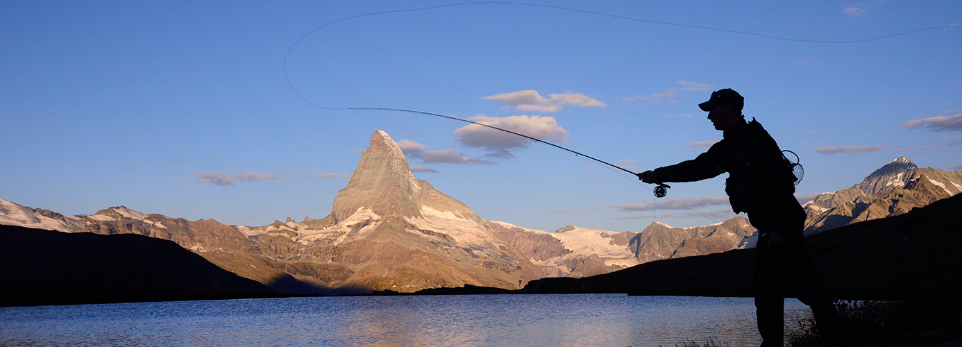 Fly Fish Zermatt